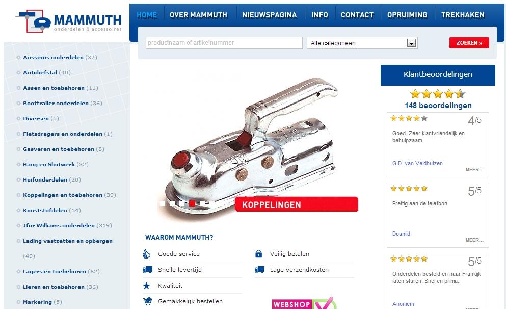 mammuth-shop